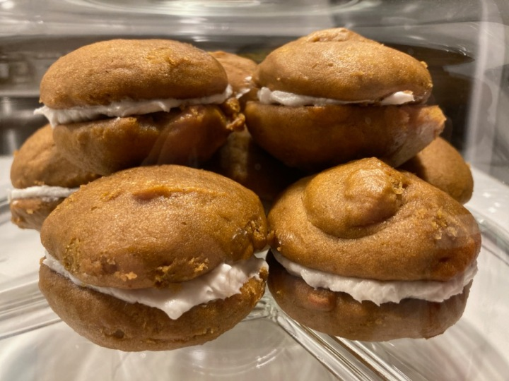 Forget Pumpkin Spice Lattes – Embrace Fall by Baking Pumpkin Whoopie Pies Instead