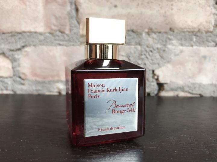 Baccarat Rouge Extrait – Elevating the Luxury PerfumeScene